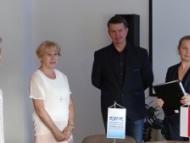 """2017.09.04 - Podpisanie umowy z Wykonawcą robót budowlanych w ramach projektu p.n.: """"Modernizacja i rozbudowa oczyszczalni ścieków w Połczynie-Zdroju"""""""